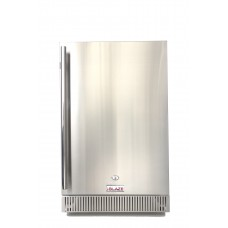 Blaze 4.1 Cu. Ft. Outdoor Rated Stainless Steel Compact Refrigerator - UL Approved