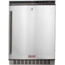 "Blaze Outdoor Rated Stainless 24"" Refrigerator 5.5 CU"