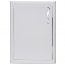 Blaze 18-Inch Single Access Door - Vertical - Left Handed